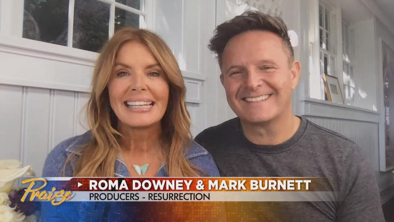 Watch Praise | Mark Burnett and Roma Downey | March 24, 2021