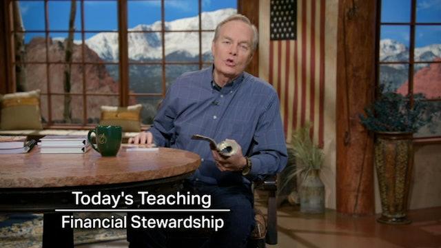 Financial Stewardship | September 23, 2019