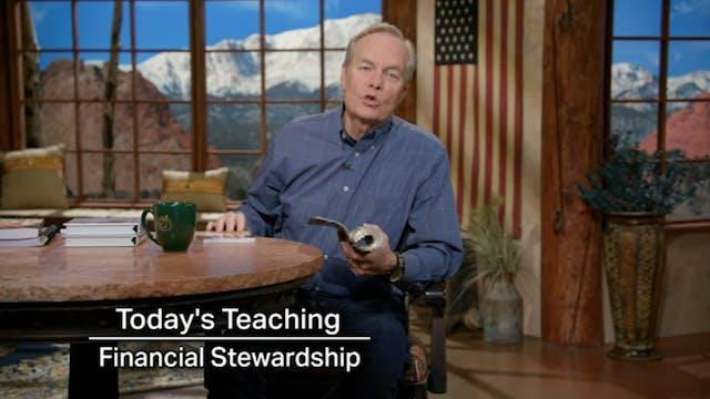 Financial Stewardship | September 23,...