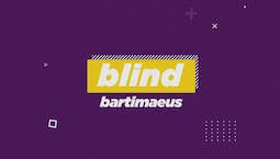 Video Image Thumbnail:Blind Bartimaeus