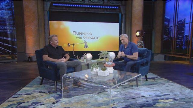Tom Newman hosts David Cunningham fro...