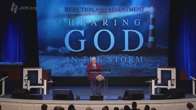Hearing God in the Storm: Rejection a...