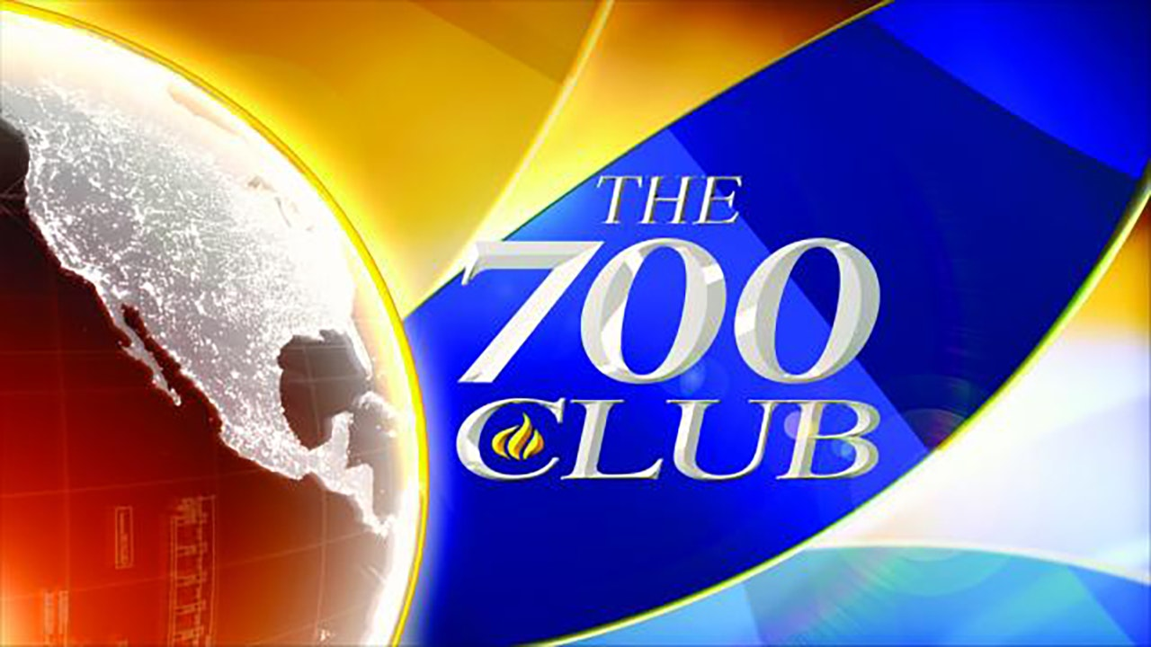 The 700 Club with Pat Robertson