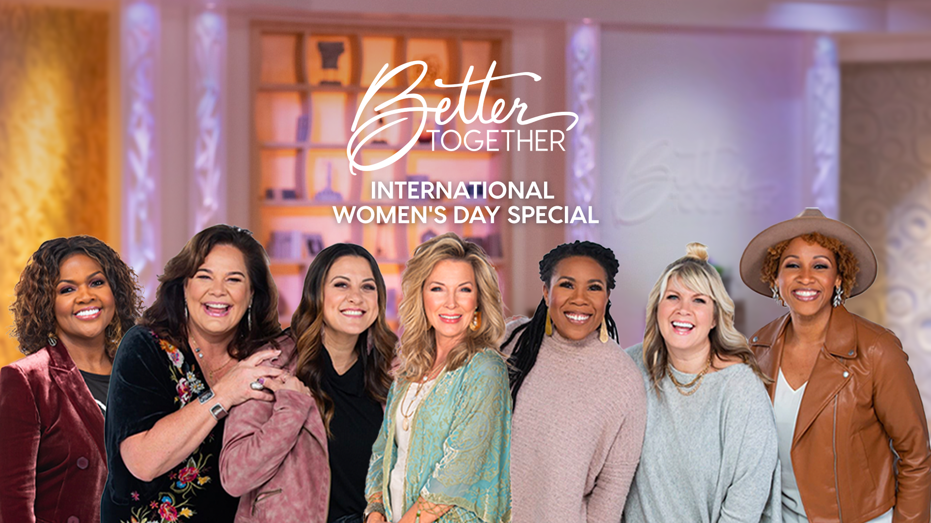 Better Together   International Women's Day Special