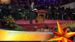 Video Image Thumbnail:Daniel: Courageous Living in a Pagan World: Out of the Mouths of Lions