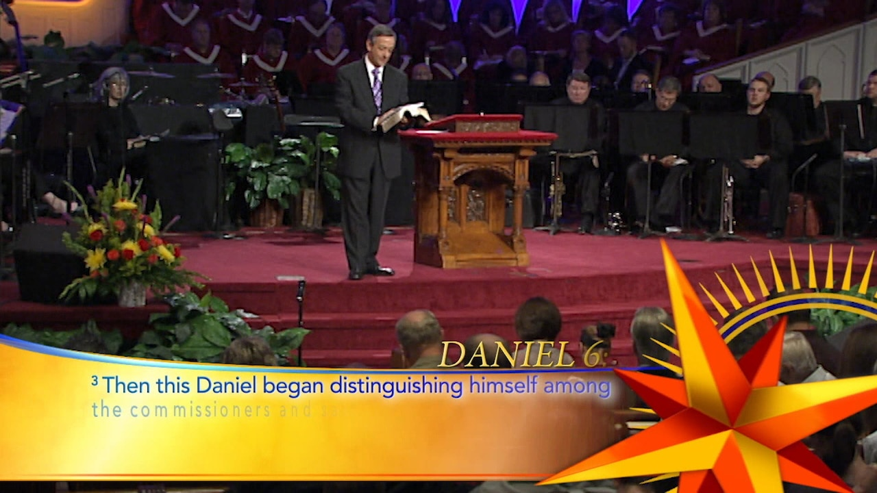 Watch Daniel: Courageous Living in a Pagan World: Out of the Mouths of Lions