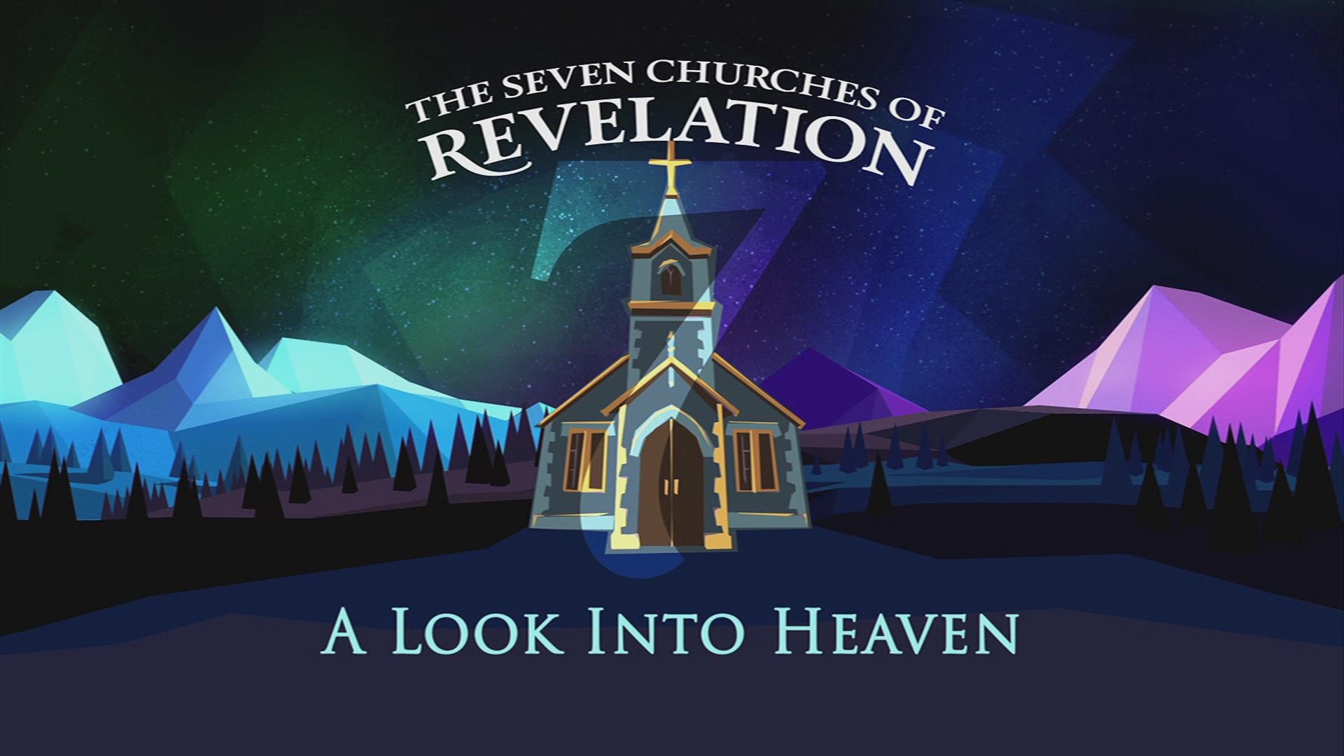 A Look Into Heaven