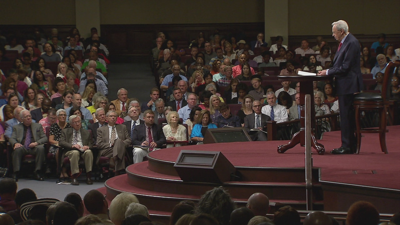 Watch A God-Centered Message