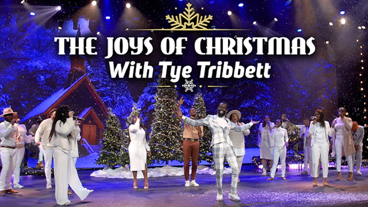 The Joys Of Christmas with Tye Tribbett