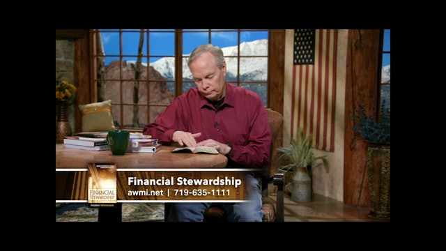 Financial Stewardship | September 12, 2019