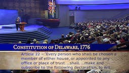 Video Image Thumbnail:Special Presentation: America Is a Christian Nation