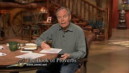 Video Image Thumbnail:The Book Of Proverbs | Thursday