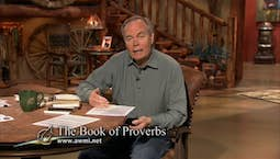 Video Image Thumbnail: The Book Of Proverbs | Thursday