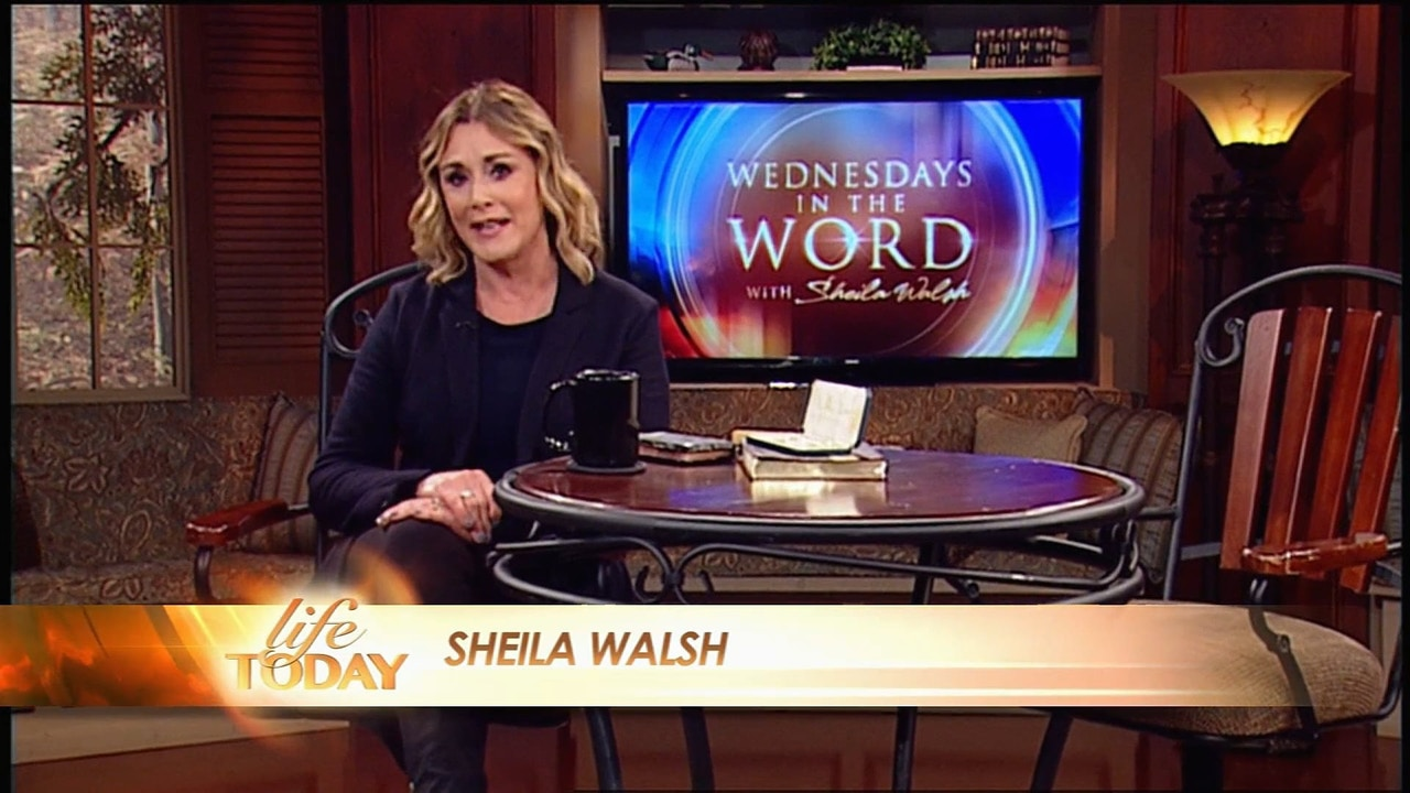 Watch Sheila Walsh | Lessons From My Mom