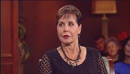 Video Image Thumbnail:Joyce Meyer | Unshakeable Trust