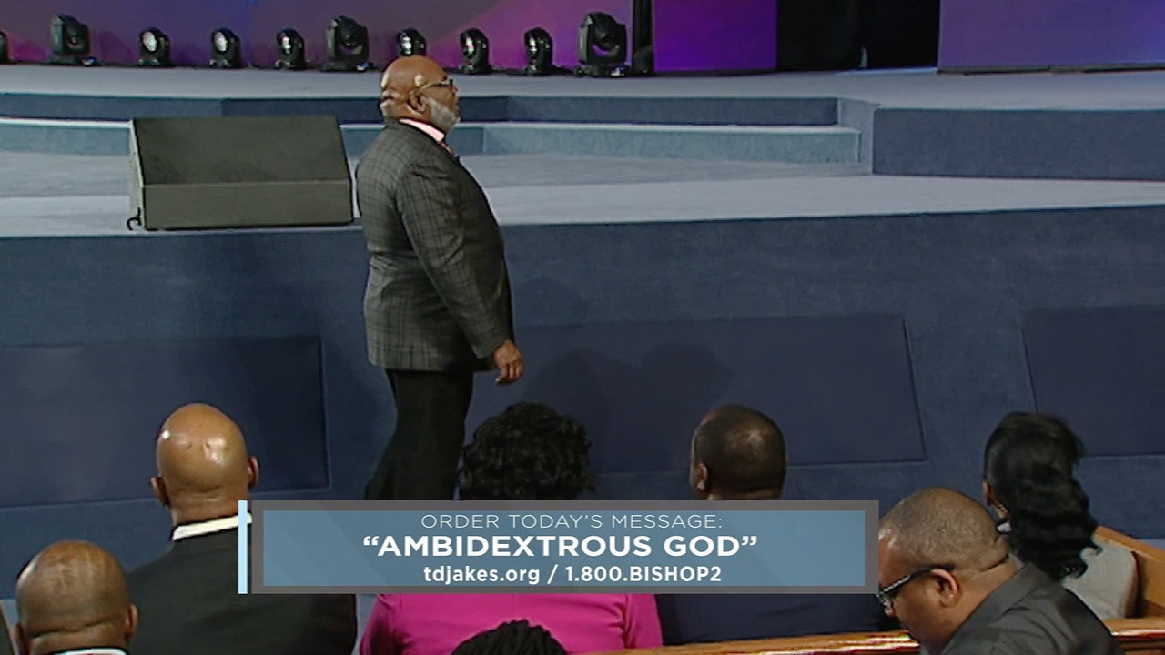 Watch Ambidextrous God