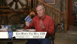 Video Image Thumbnail:God Wants You Well | Wednesday