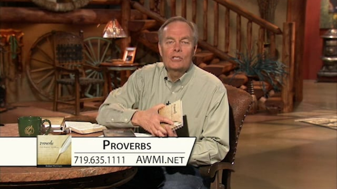 Watch The Book Of Proverbs | Thursday