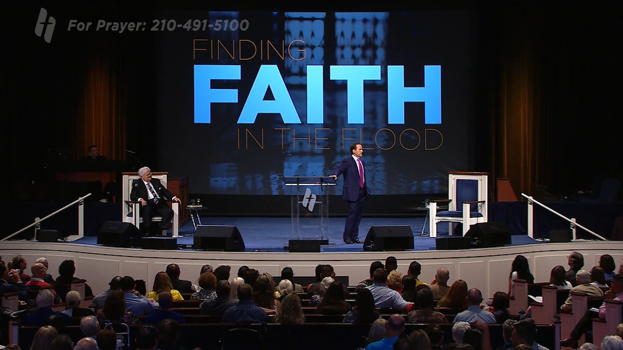 Watch Finding Faith in the Flood: That's Never Been Done Before