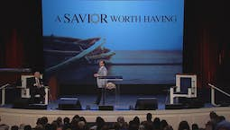 Video Image Thumbnail:A Savior Worth Having
