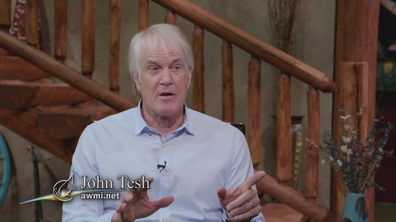 Watch Interview with John Tesh | May 28, 2020