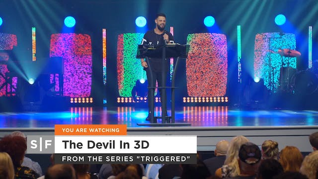 The Devil in 3D Part 2