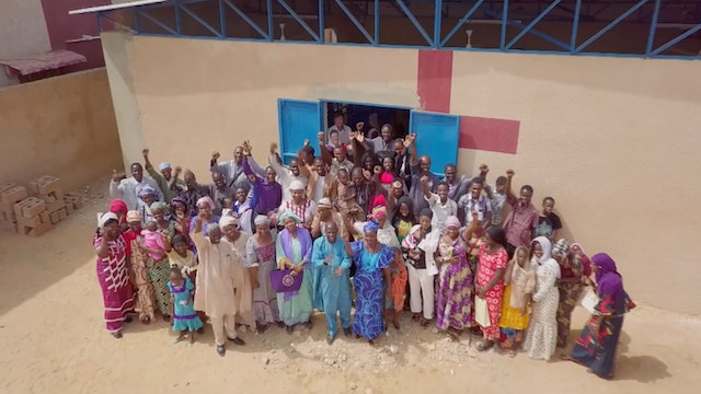 The Church is Alive in Niger