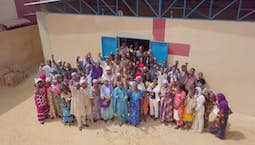 Video Image Thumbnail:The Church is Alive in Niger