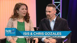 Video Image Thumbnail:Isis and Chris Gonzales | Faith and Hope