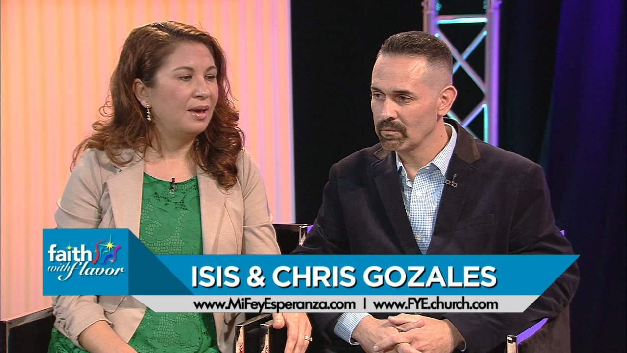 Watch Isis and Chris Gonzales | Faith and Hope