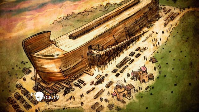 The Ark of Noah - Building Noah's Ark