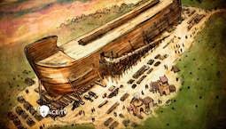 Video Image Thumbnail:The Ark of Noah - Building Noah's Ark