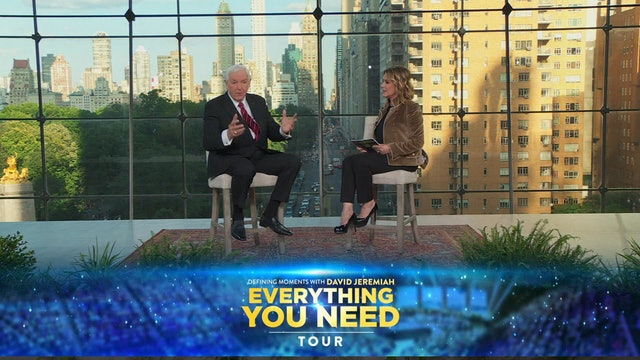 Everything You Need Interview with Dr. David Jeremiah