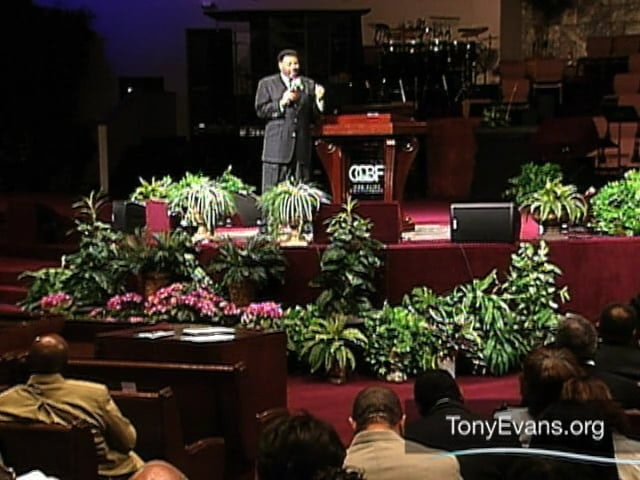 Watch Dr. Tony Evans