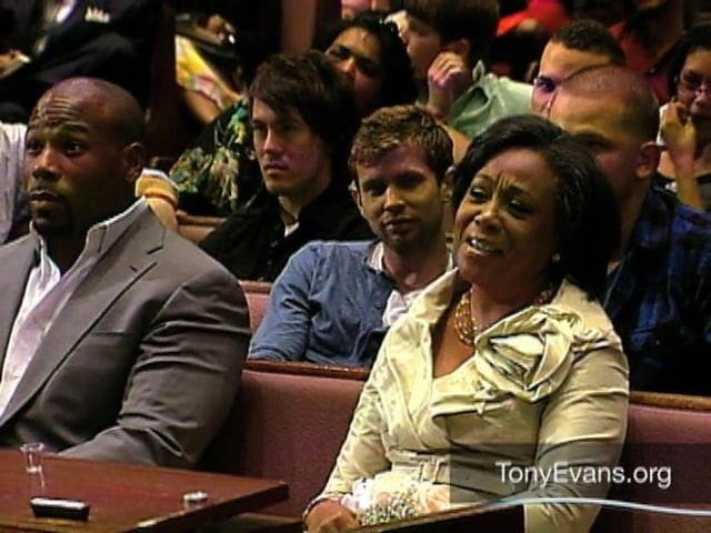 Watch Dr. Tony Evans