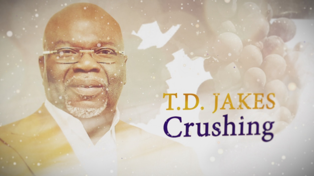 Watch Crushing: God Turns Pressure into Power