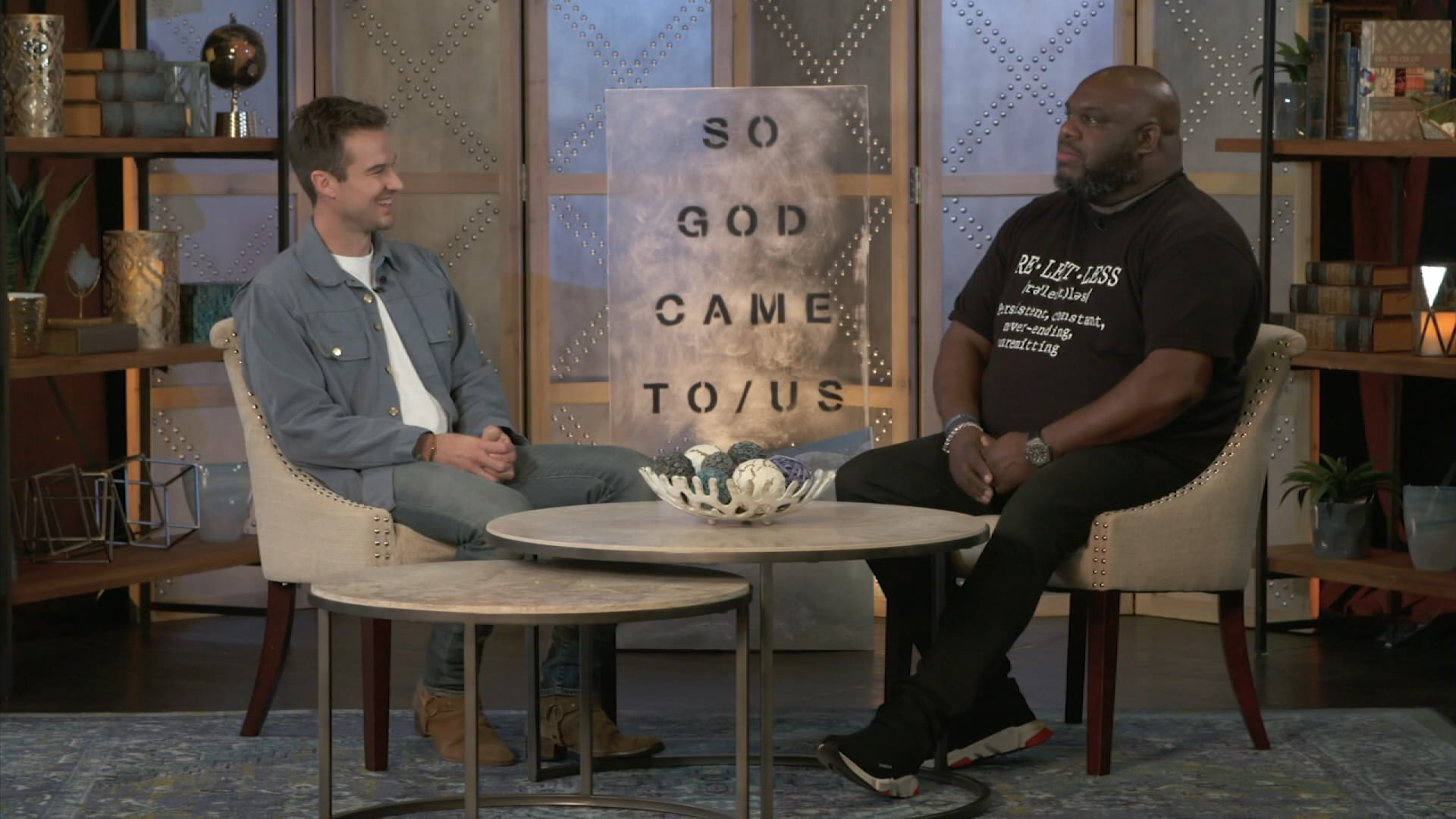 Watch Praise | Vous Conference with John Gray | 08/17/18