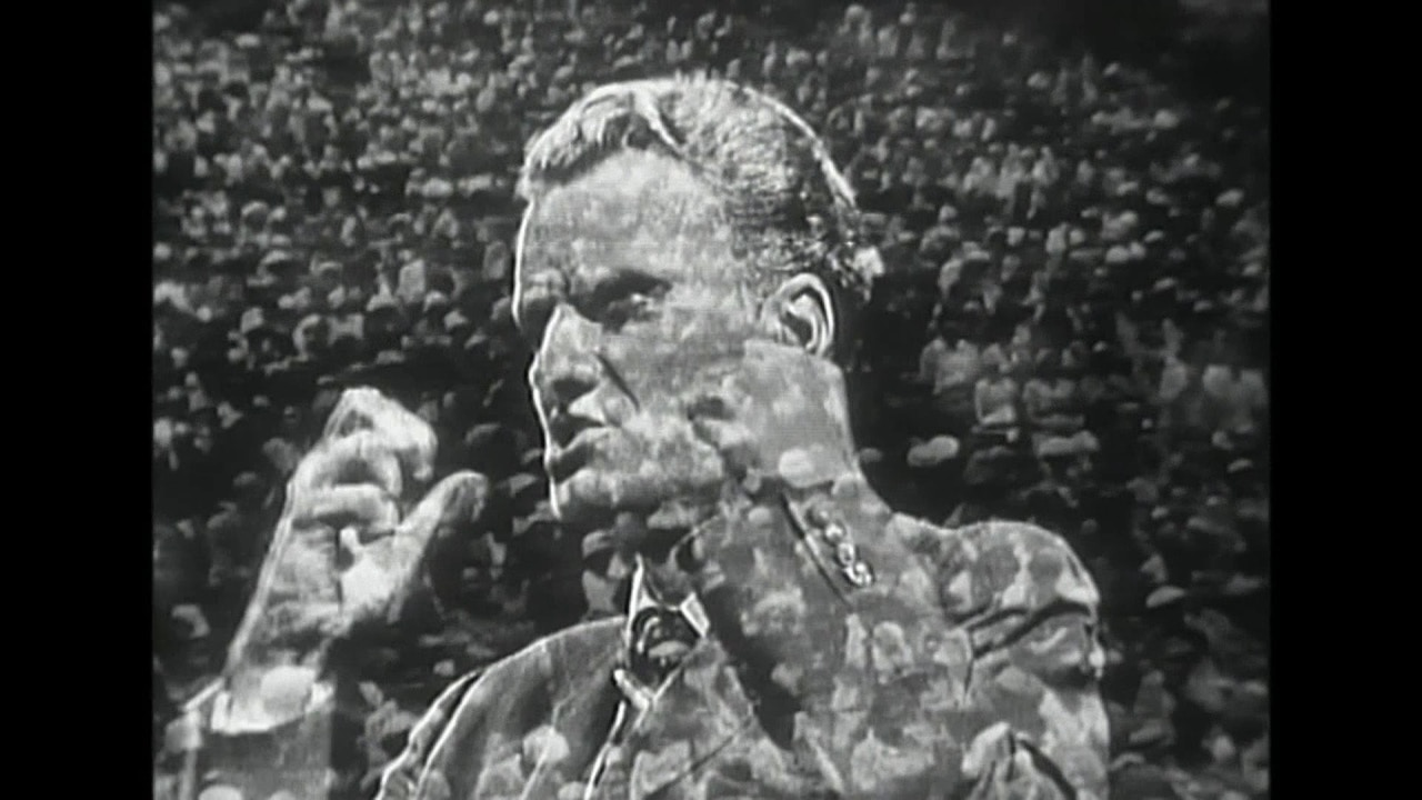 Watch Tribute to Billy Graham