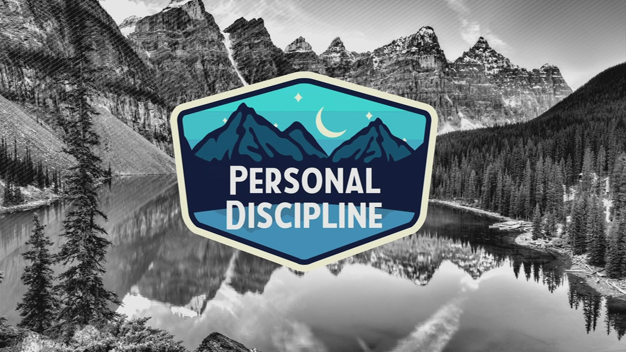 Watch Personal Discipline