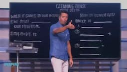 Video Image Thumbnail: Cleaning House