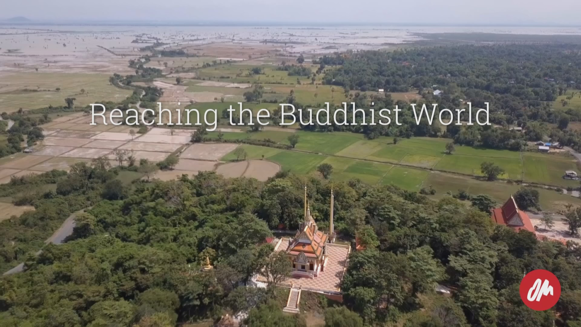 Reaching Buddhists with the Gospel