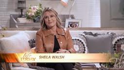 Video Image Thumbnail: Sheila Walsh | Set Free