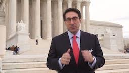 Video Image Thumbnail: Senator Interviews on SCOTUS Pick Part 2
