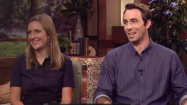 Ryan and Julia Sadler   Pray Big Things