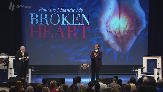 How Do I Handle My Broken Heart?