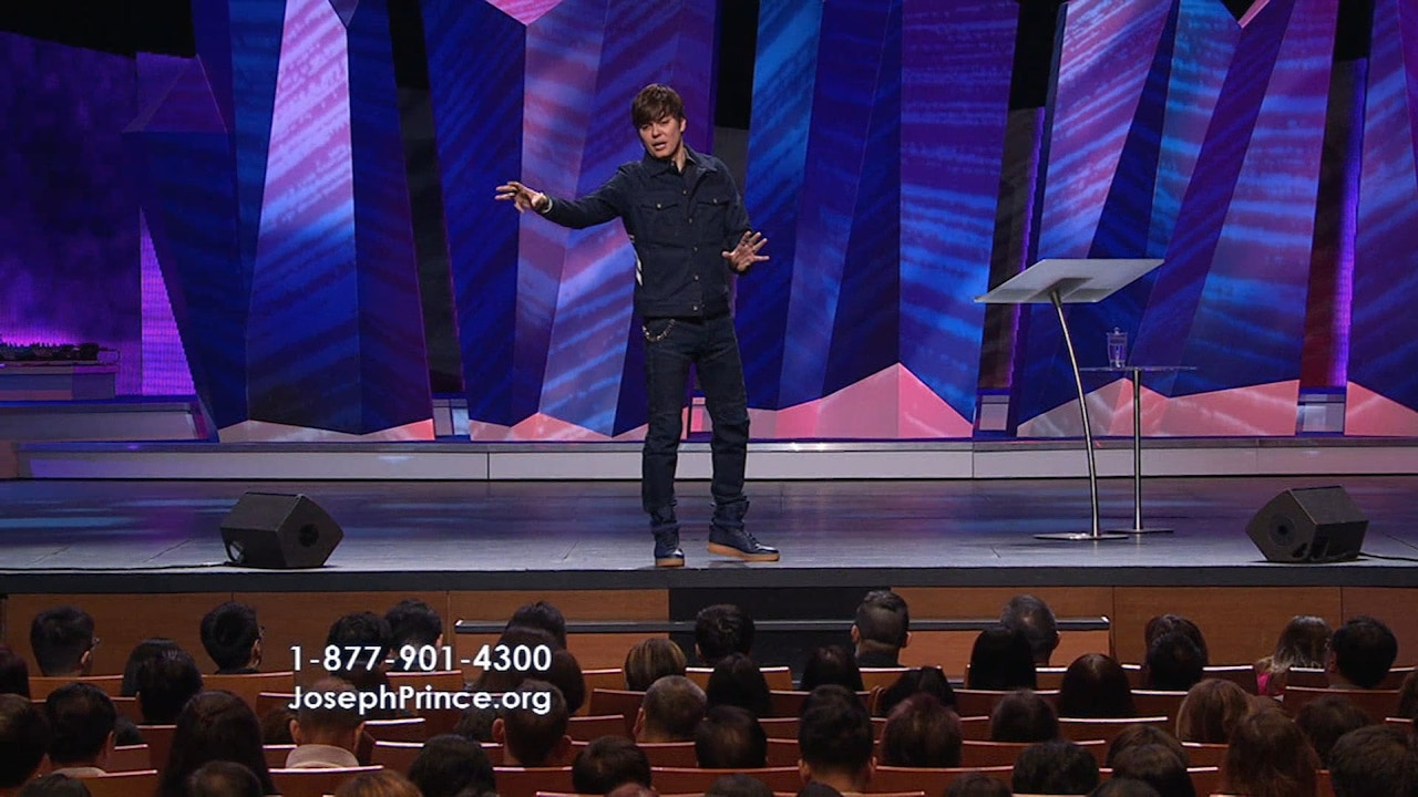 Watch A Fresh Revelation Of The Communion Brings Healing Part 3