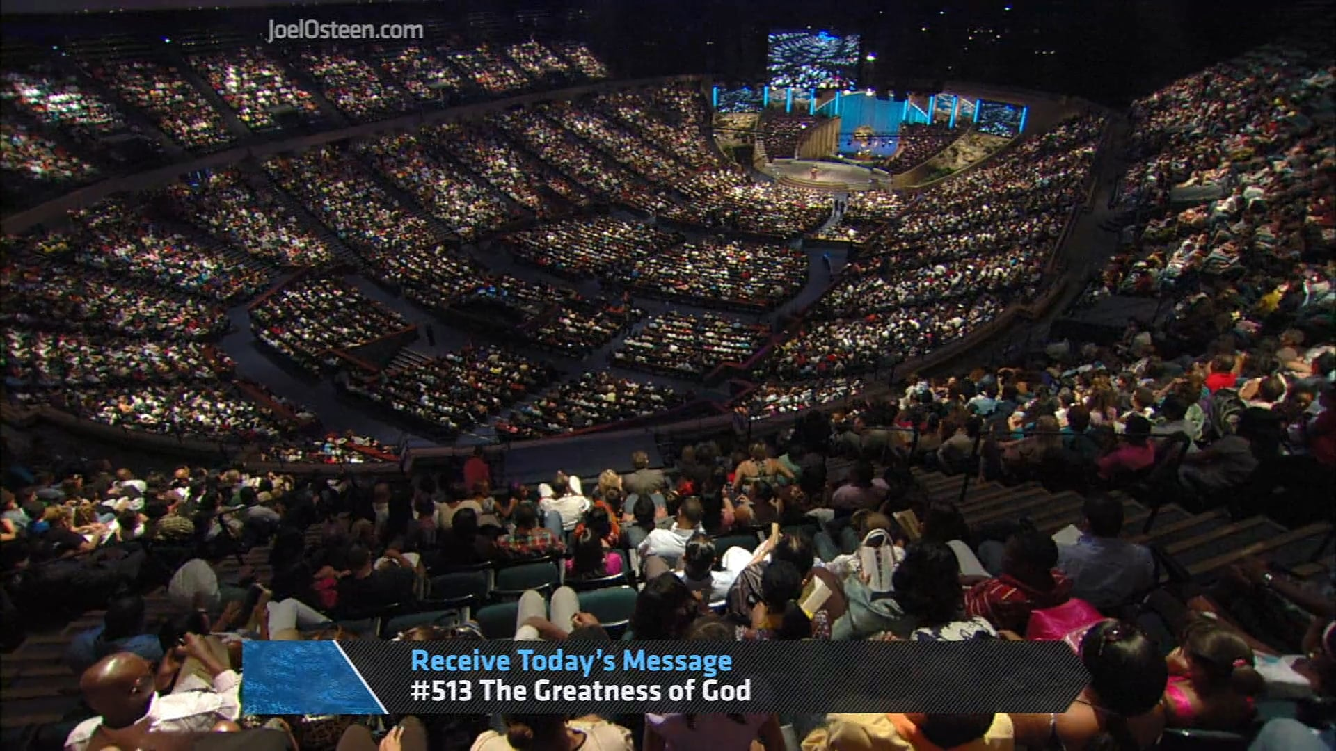 Watch The Greatness of God