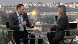 Matt Crouch hosts Erick Stakelbeck from Jerusalem, Israel