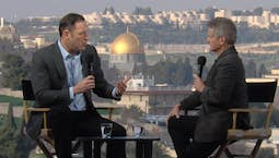 Video Image Thumbnail:Matt Crouch hosts Erick Stakelbeck from Jerusalem, Israel