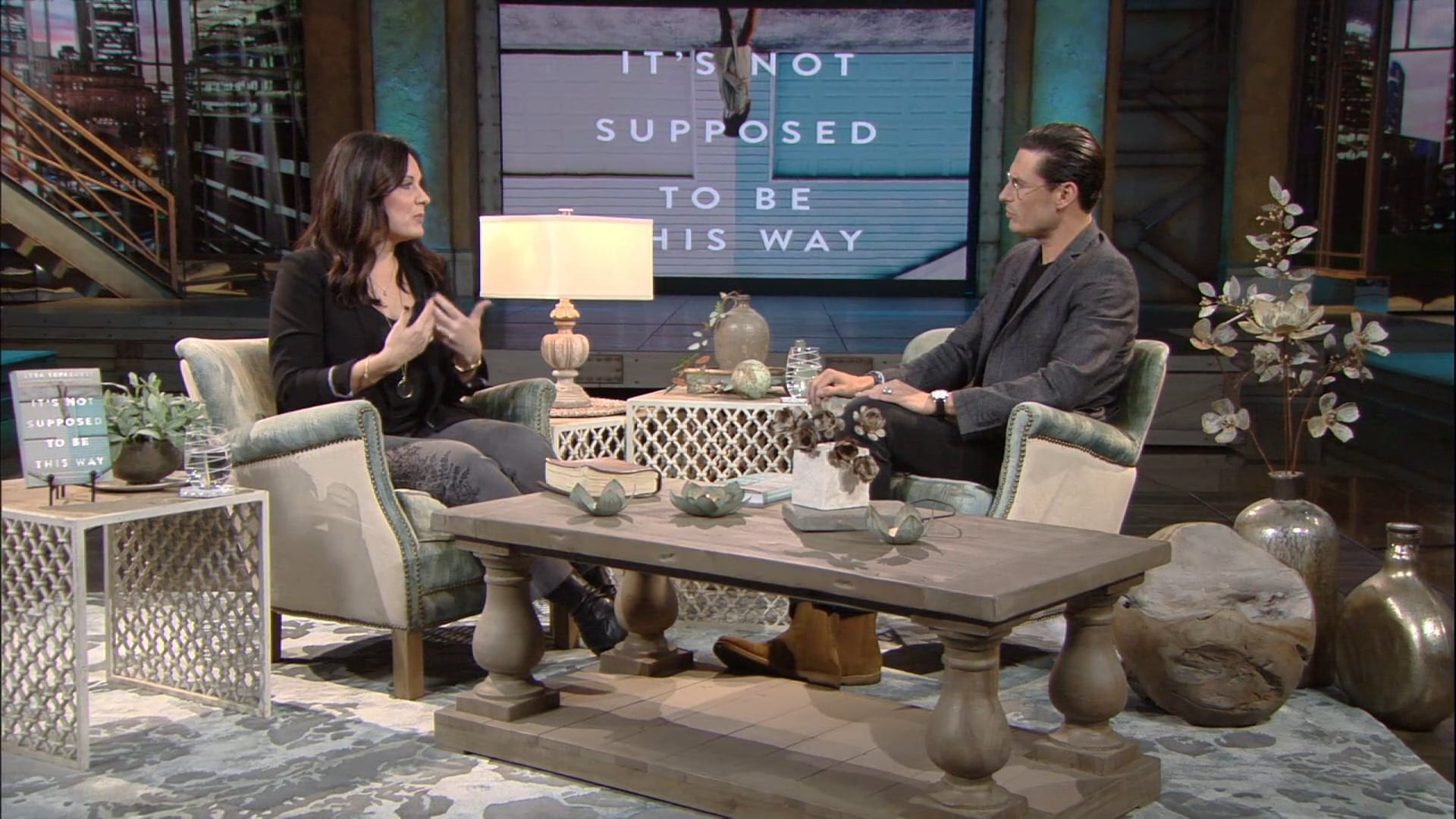 Watch Praise | Lysa TerKeurst | 12/3/18